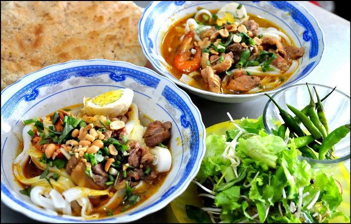Mỳ Quảng Tôm Thịt Đà Năng