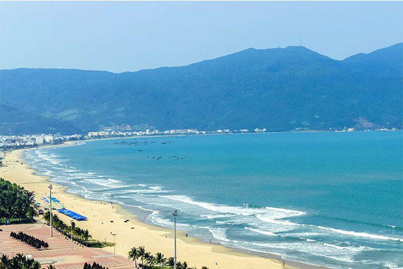 Bãi biểm mỹ khê Đà Nẵng