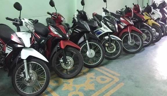Thuê xe máy du lịch