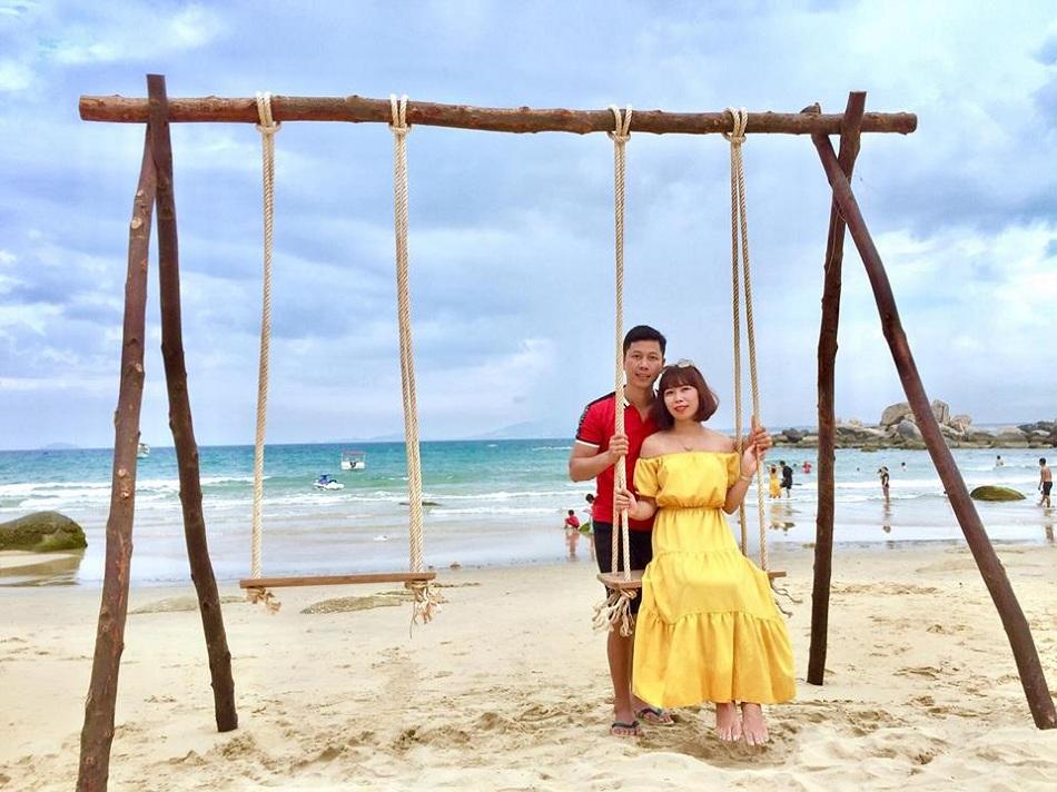 Bãi tắm biển Nguyễn Tất Thành