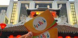 giá vé công viên châu Á Đà Nẵng