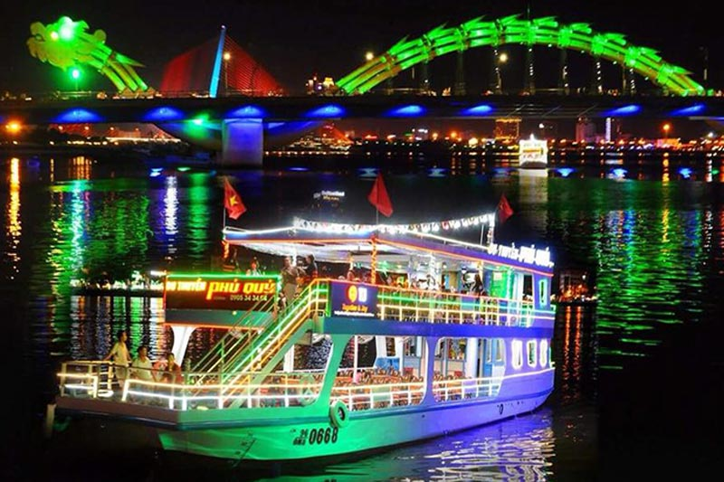 du thuyền sông Hàn Đà Nẵng